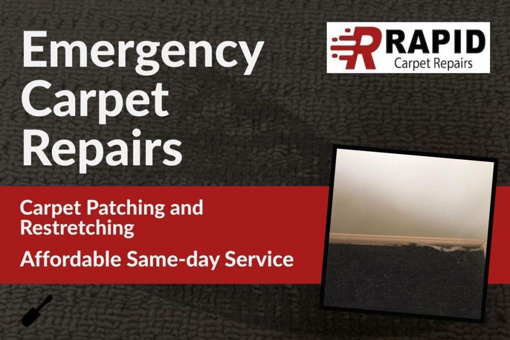 emergency carpet repair services