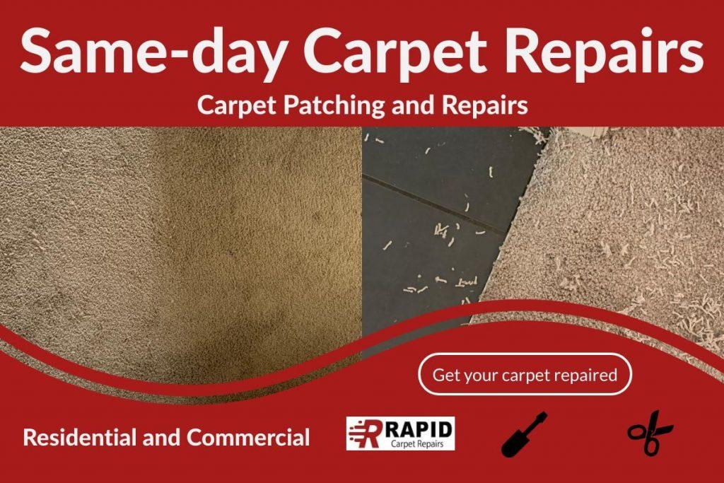 same-day carpet repair services